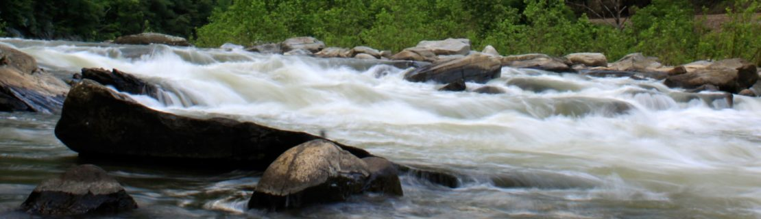Rapids on the Nolichucky Gorge Rafting: Full-Day (with Lunch) trip