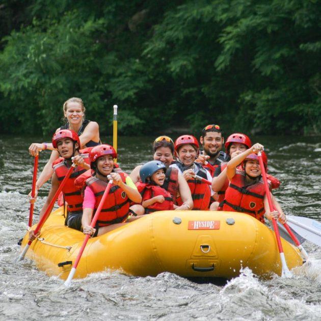 Rafting on the Ocoee River