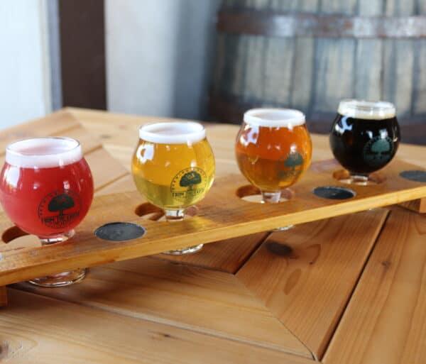 Flight of Beer