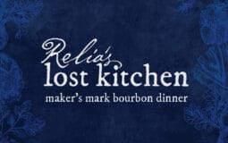 Maker's Mark Bourbon Dinner