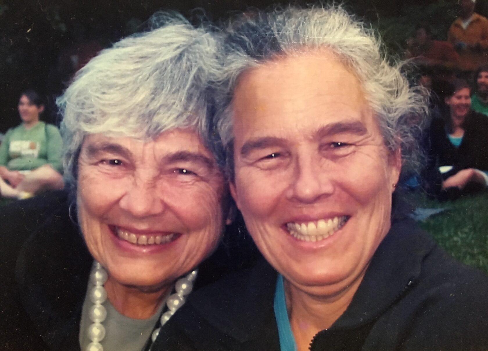 Aurelia and Catherine Kennedy