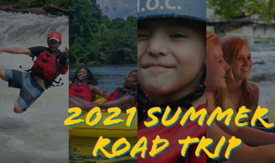 NOC's 2021 Summer Road Trip