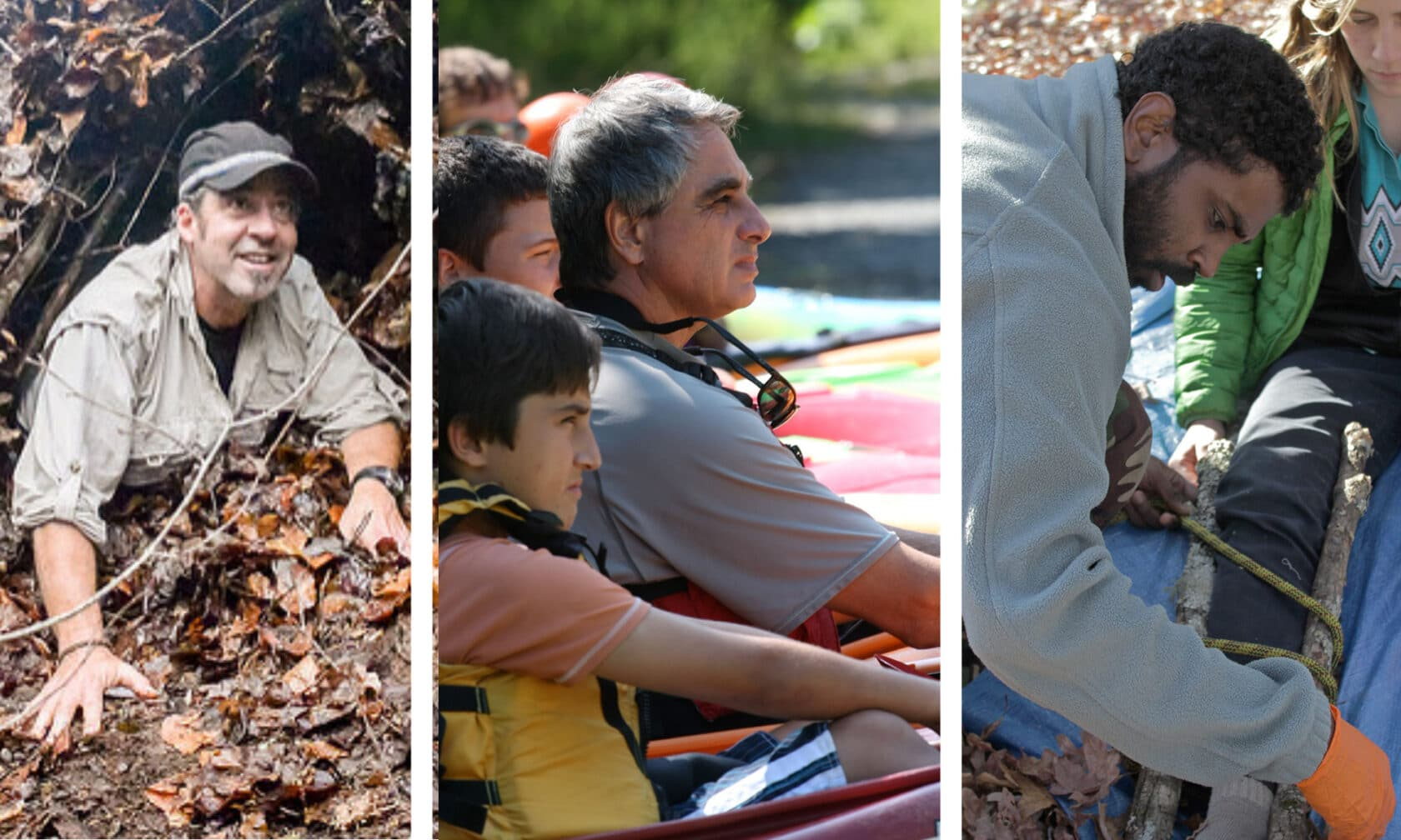 Wilderness Survival and Paddling School Courses
