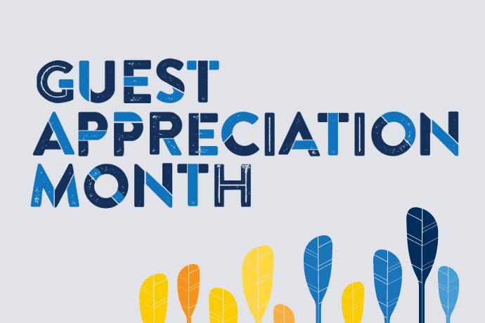 Guest Appreciation Month 2021