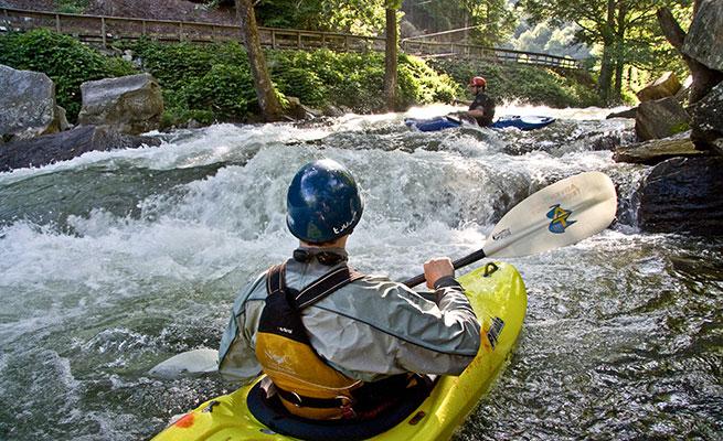 NOC Kayak Instruction