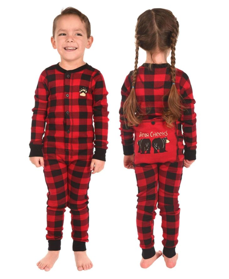Lazy One Kid Pajamas