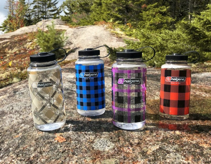 Plaid Nalgene 32 oz.